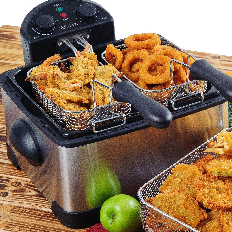 Best Home Deep Fat Fryer