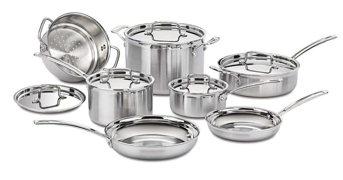 best-stainless-steel-cookware