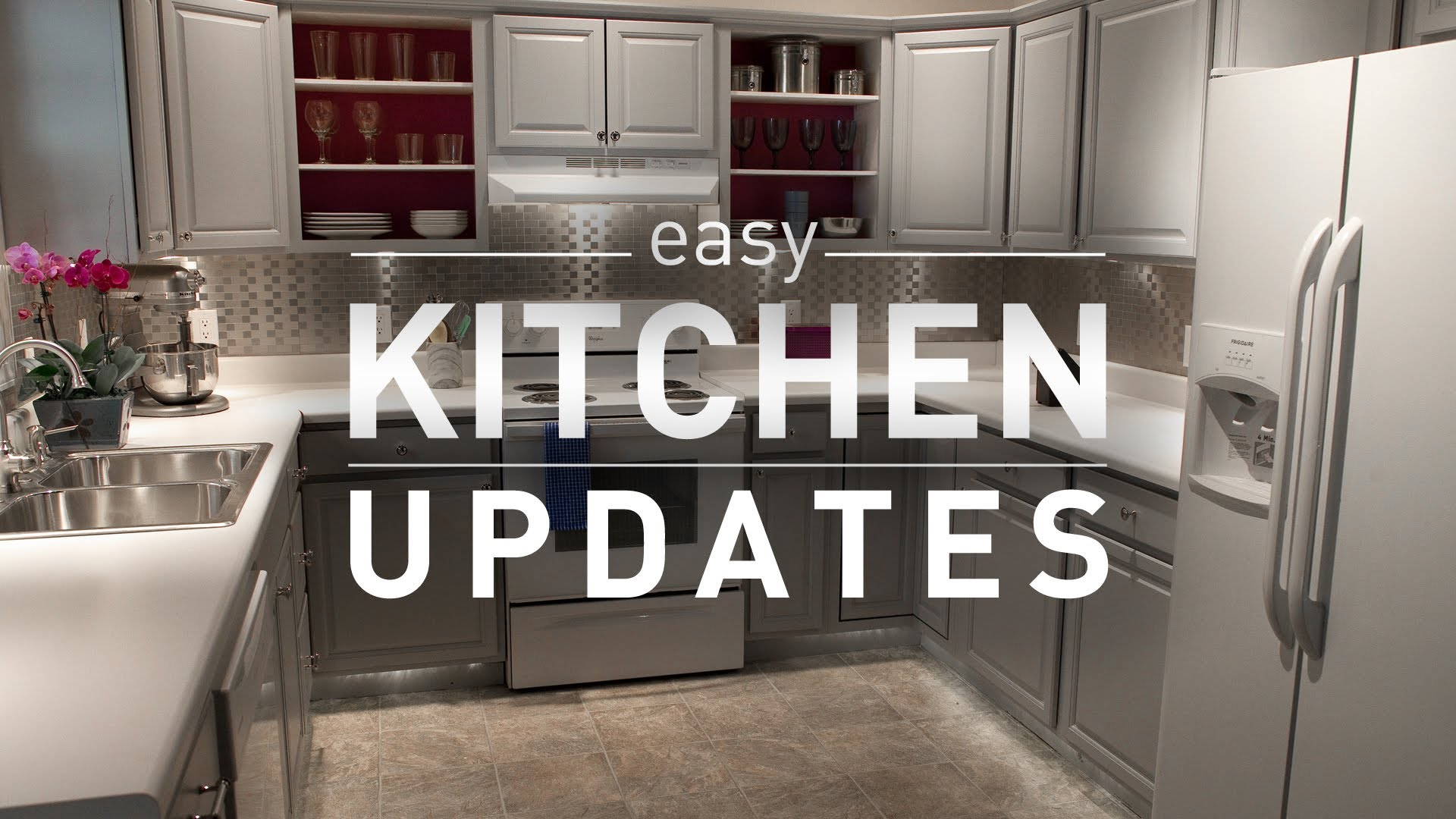 High Quality Budget Friendly Kitchen Makeover From Loweu0027s