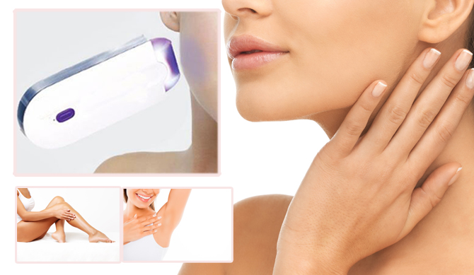 a list of light hair removal devices