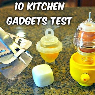 10 Kitchen Gadgets put to the Test – Part 19