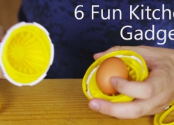 6 Fun Kitchen Gadgets