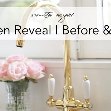 Kitchen Reveal | Kitchen Renovation Before & After