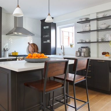 Interior Design — A Functional Family Kitchen Renovation