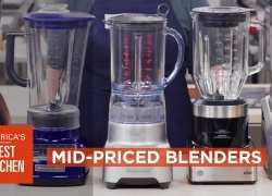 Equipment Review: Best Midrange Blenders
