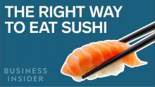 You've Been Eating Sushi Wrong According To Nobu Matsuhisa
