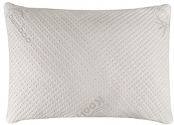 Snuggle-Pedic Ultra-Luxury Bamboo Shredded Memory Foam Pillow Sale – Read The Reviews Before Buying!