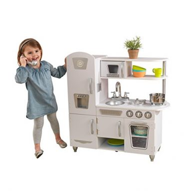 KidKraft Vintage Kitchen – White Sale – Read The Reviews Before Buying!