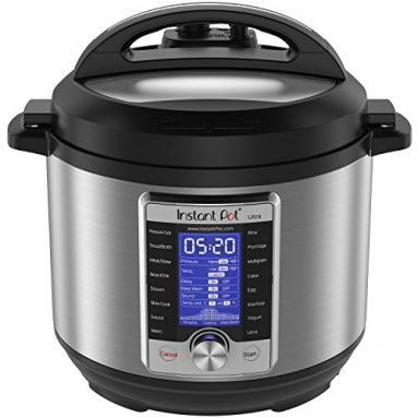 Instant Pot Ultra 6 Qt 10-in-1 Multi- Use Programmable Pressure Cooker Sale – Read The Reviews Before Buying!