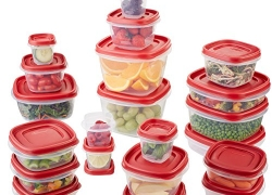 Rubbermaid 42-Piece Food Storage Container Set Sale – Read The Reviews Before Buying!