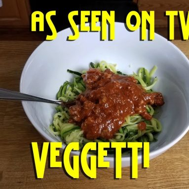 Vegetti Review – Or At Least Something Like It!