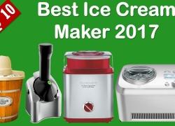 Best Ice Cream Maker Machine Reviews || Best Ice Cream Maker 2017