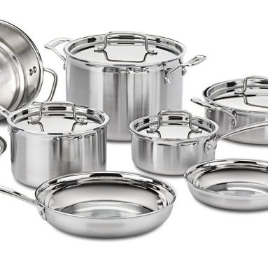 Best Stainless Steel Cookware – Reviews and More