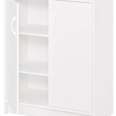 Best Stackable 2-Door Organizer