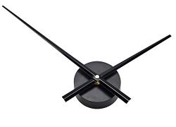 DIY Wall Clock, Vangold Aluminum Clock Hands Needles with Clock Quartz Mechanism for 3D Home Art Decor(2-Year Warranty) sale