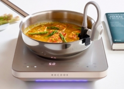 Energy Efficient Outdoor Induction Cooking.
