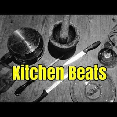 I made music with my Kitchen
