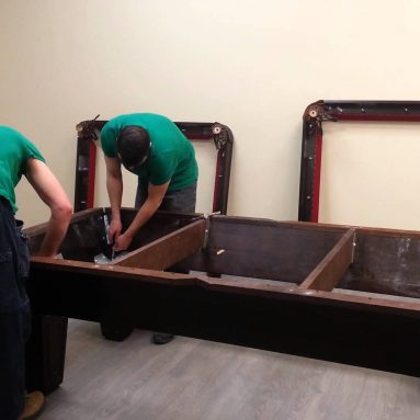 Finding The Right Pool Table Movers