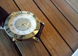 Modern watches as gift for him