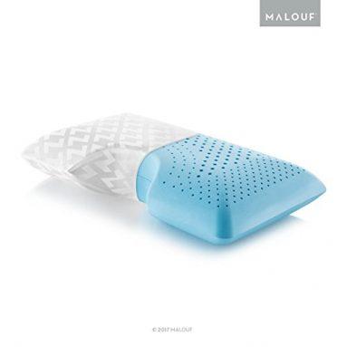 Z Shoulder ZONED DOUGH Memory Foam Pillow – Gel Infused – Premium TENCEL Cover – 5 Year Warranty – Mid Loft – Queen sale