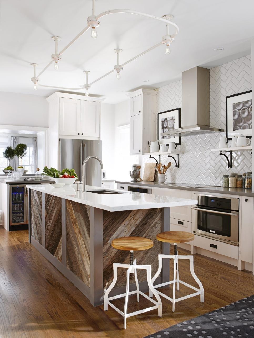 Kitchen Designs with Islands Ideas