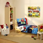 Everything Kids Toddler Bedding Set, Under Construction sale