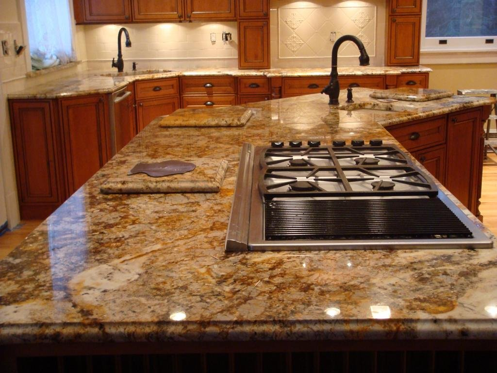 Family skeptical about Kitchen countertop i chose