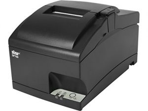 Square POS Register Kitchen Receipt Printer - SP742ML, SP700 Ethernet, Impact, Auto Cutter, Power Supply and Cables included