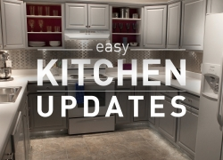 Budget-Friendly Kitchen Makeover From Lowe's
