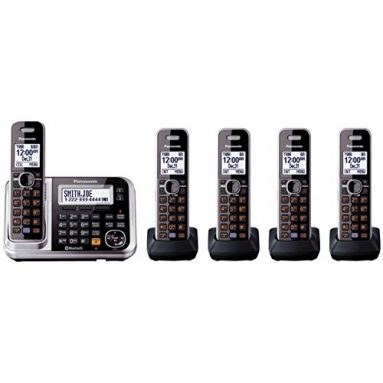Panasonic KX-TG7875S Link2Cell Bluetooth Cordless Phone Sale – Read The Reviews Before Buying!