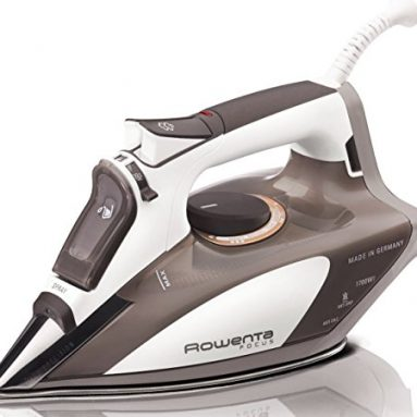 Rowenta DW5080 Focus 1700-Watt Micro Steam Iron Sale – Read The Reviews Before Buying!