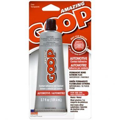 Amazing GOOP 160012 Automotive Adhesive – 3.7 fl. oz.