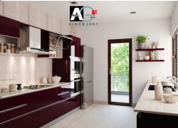 AG's Interiors Offers wide range of kitchen designs and styles