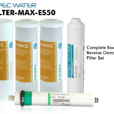 APEC Top Tier 5-Stage Ultra Safe Reverse Osmosis Drinking Water Filter System (ESSENCE ROES-50) sale