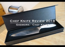 Godmorn Chef Knife Review