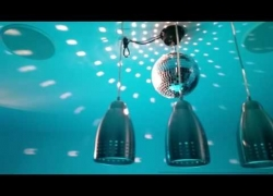 Disco Kitchen – Our remodel becomes an instant disco at a button press.