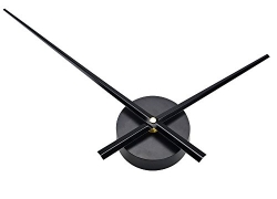 DIY Wall Clock, Vangold Aluminum Clock Hands Needles with Clock Quartz Mechanism for 3D Home Art Decor(2-Year Warranty) sale