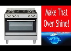 How to Clean Your Oven with Baking Soda, Vinegar and Lemon