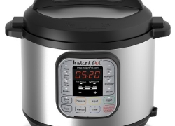 Instant Pot DUO60 6 Qt 7-in-1 Multi-Use Programmable Pressure Cooker, Slow Cooker, Rice Cooker, Steamer, Sauté, Yogurt Maker and Warmer sale