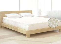 Milliard 2-Inch Egg Crate Ventilated Memory Foam Mattress Topper, Full sale