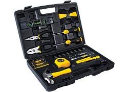 Stanley 94-248 65-Piece Homeowner's Tool Kit sale